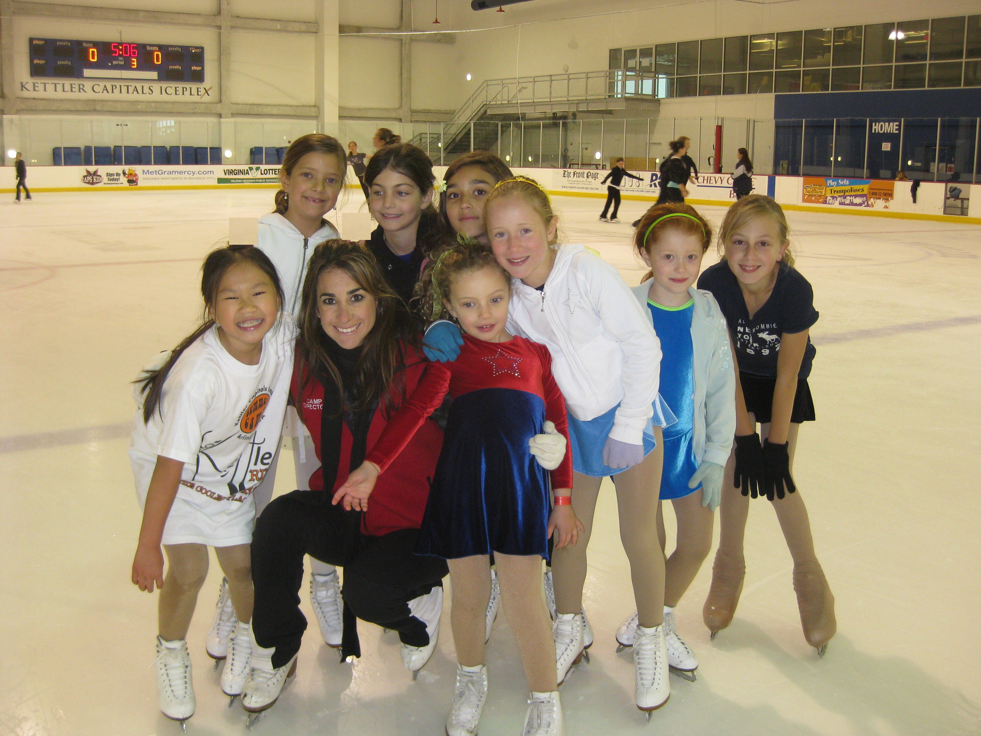 Junior Figure Skating